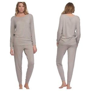 New Women's Felina French Terry 2Pc Lounge Set